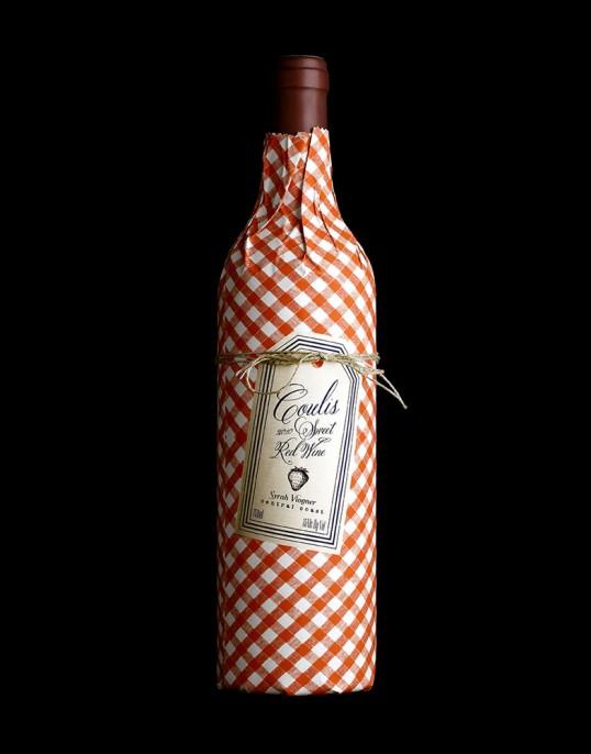 Необычная упаковка для вина своими руками 4